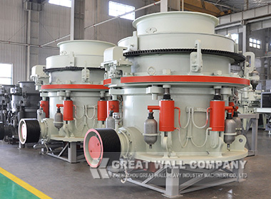 HPC Hydraulic Cone Crusher