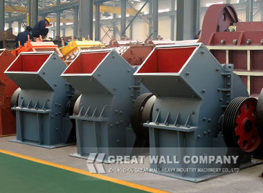 PC Hammer Crusher