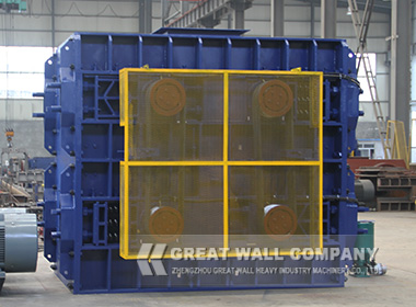 PG Roller Crusher